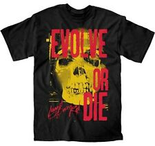AUGUST BURNS RED - Evolve Or Die - T SHIRT S-M-L-XL-2XL Brand New Official