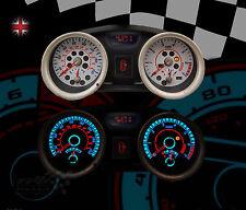 Renault megane 1.6 mk2 clock interior panel speedo dash bulb light upgrade dial.