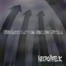 Necrophile - Mementos in the Misting Woods Japan 80's Death / Thrash
