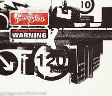 FREESTYLERS - Warning (UK 4 Track CD Single)