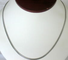 Stainless Steel 18 Inch Chain Necklace