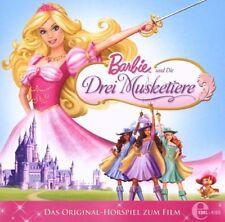 Barbie - Drei Musketiere - Hörspiel / Hörbuch - CD - *NEU*