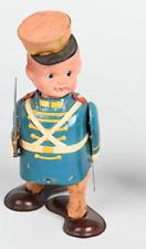 Nomura Occupied Japan Wind up Tin Cadet Soldier
