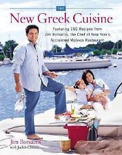 The New Greek Cuisine Botsacos, Jim, Choate, Judith Hardcover Used - Very Good