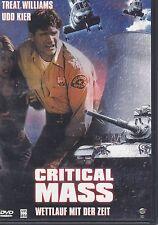 DVD - Critical Mass - Wettlauf mit der Zeit / #7472