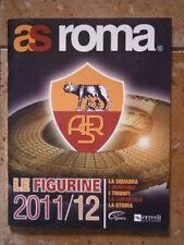 album figurine/sticker no Panini ed. ERREDI AS ROMA 2011-12 COMPLETO ottimo