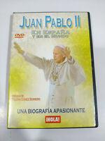 Juan Paolo II IN Spagna Y el Mondo Biografia - DVD Regione All Spagnolo