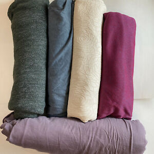 Newborn Photography Fabric Lot Bean Bag Cover Wrap Stretch Knit Large