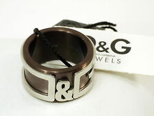 Dolce  Gabbana  Ring  D&G   Gr. 61