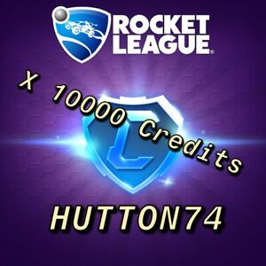 10000 x Credits - Rocket League Xbox One
