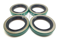 Pack of 4 Trailer Hub Wheel Grease Seals 10-19 (171255TB) for 3500 lb Axle 1.719