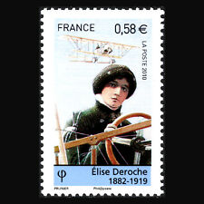 France 2010 - Aviation Pioneers - Sc 3900 MNH