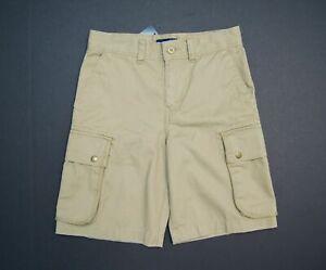 POLO RALPH LAUREN Little/Big Boys Gellar Cotton Cargo Shorts  NEW NWT $39.50