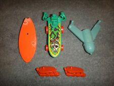 Teenage Mutant Ninja Turtles TMNT Gecko Skateboard SKATES SURF BOARD JET GLIDER