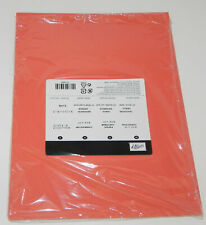 LOT TANGERINE TANGO 80 LB STAMPIN UP 8.5 X 11 CARD STOCK PAPER 9 SHEETS RETIRED