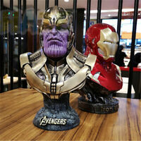 Avengers Infinity War Thanos Figure 1/2 Bust Resin Figure Collection Gift