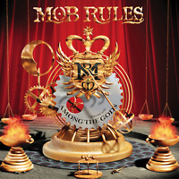 Mob Rules - Among The Gods CD 2004 Steamhammer Germany ** NEW **