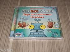CD Ritter Rost Hörspiel 11 Jäger des verlorenen Geschirrs