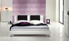 Superking waterbed with choice of colours,feet & headboard.new with guarantee