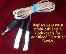 Replacement Wrist Cable for our Blood Electrifier device