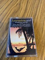 Summertime Soul Polygram TV Boyz II Men Eternal 80s/90s Soul 1995 Cassette