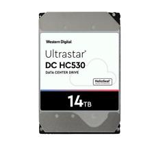 Western Digital WD 14TB DC HC530 SATA Data Center Hard Drive WUH721414ALE604
