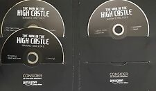 THE MAN IN THE HIGH CASTLE Complete Season 2 3 DVD 10 Episodes AMAZON 2017 Emmy