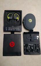Beats by Dr.Dre PowerBeats 2 Bluetooth Wireless In-Ear Headphones (Neon/Gray)