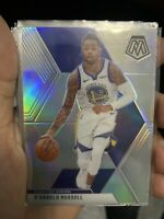 2019-20 Panini Mosaic Golden State Warriors (20x) Card Lot Stephen Curry