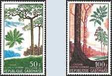 Timbres Flore Gabon PA63/4 * (30060)