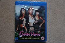 BLU RAY CANIBAL WOMEN IN THE AVOCADO JUNGLE OF DEATH  ( STUDIO 88 FILMS )  NEW