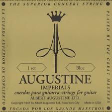 Augustine Classic Blue cordes Nylon Guitare Classique tension forte