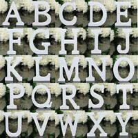 Wooden Number Letters Alphabet Wall Hanging/Freestanding Wedding Home Decoration
