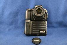 Rare KODAK DCS-420C, VINTAGE DIGITAL NIKON SLR, CLEAN with lens