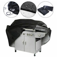 """BBQ Gas Grill Cover 57"""" Barbecue Waterproof Outdoor Heavy Duty Protection L"""