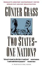 Two States--One Nation?: By Grass, Günter