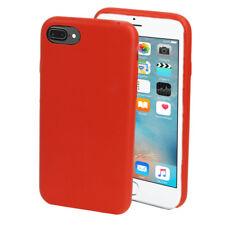 Funda Carcasa de Piel PU + TPU para IPHONE 7 PLUS / IPHONE 8 PLUS en Rojo i20
