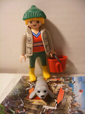 playmobil ZOO Veterinaire bebe Phoque inedit edition speciale QUICK FRANCE Neuf