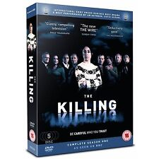 The Killing: BBC Series - The Complete Season 1 Collection 5 Disc Box Set DVD