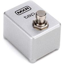 Jim Dunlop MXR Tap Tempo Schalter M199 für Gitarre oder Bass Effekt Pedalen