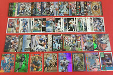 Lot of (72) -Troy Aikman Football Cards; w/Inserts, Parallels & 2 RCs - No Dupes