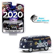 Greenlight Volkswagen Type 2 Panel Van - New Year 2020 - 1:64