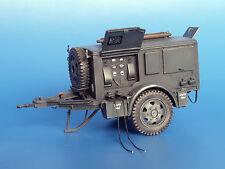 PLUS MODEL #259 Sd.Ah.24 German Heavy Generator A in 1:35
