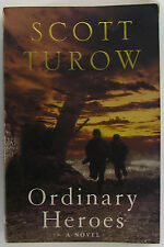 #^W3, Scott Turow ORDINARY HEROES S/cover Postage Fast & FREE Ask Agnes