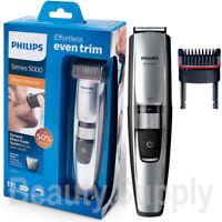 Philips BT5205 Cord/Cordless Stubble Beard Trimmer/Body Hair Groomer