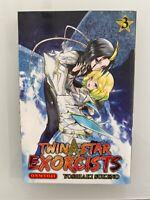 """Panini Manga.....Yoshiaki Sukeno....Twin A Star Exorcists.....3....""""NEU"""""""