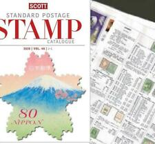 Laos SHORT 2020 Scott Catalogue Pages 571-604