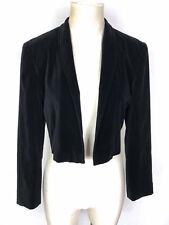 VERA MONT PARIS VINTAGE '70 Giacca Donna Velluto Velvet Woman Jacket Sz.M - 44
