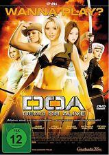 DEAD OR ALIVE (JAIME PRESSLY, HOLLY VALANCE)  DVD NEU