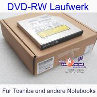 DVD-RW PANASONIC UJ-840 FÜR TOSHIBA K000029970 SATELLITE A80 TECRA A3 S2 NEU 711